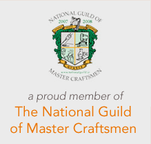 accredition from national guild of master craftsmen